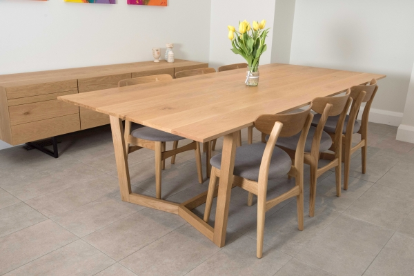 timber dining table melbourne